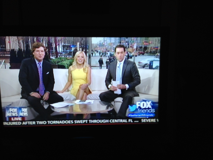 Fox Morning Comedy Show